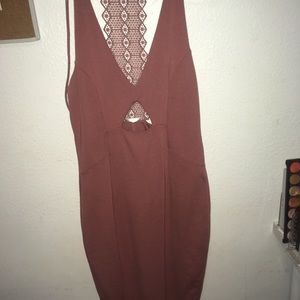 Short dress, only worn once!